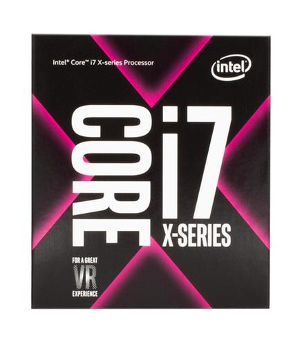 CPU INTEL Core i7-7800X (3.5GHz, 8.25M, LGA2066), bez chladiče