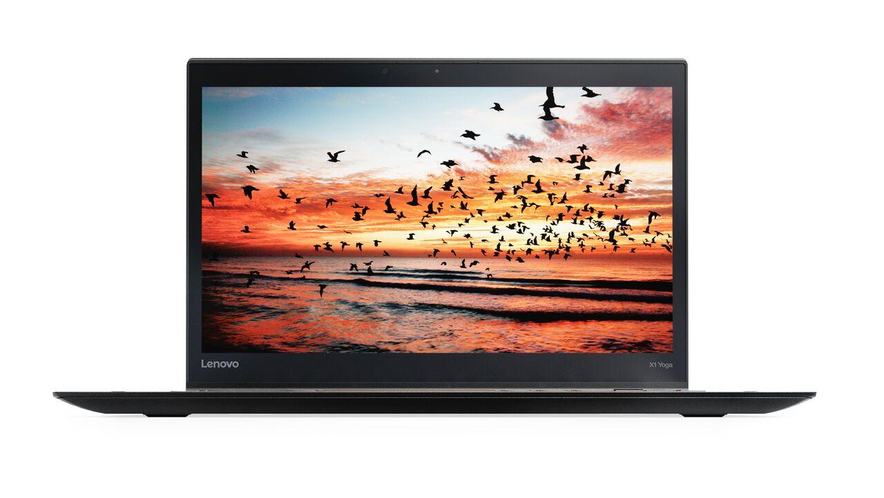 Lenovo Thinkpad X1 Yoga 14T/i5-7200U/8GB/256SSD/F/Intel HD/W10P/černý