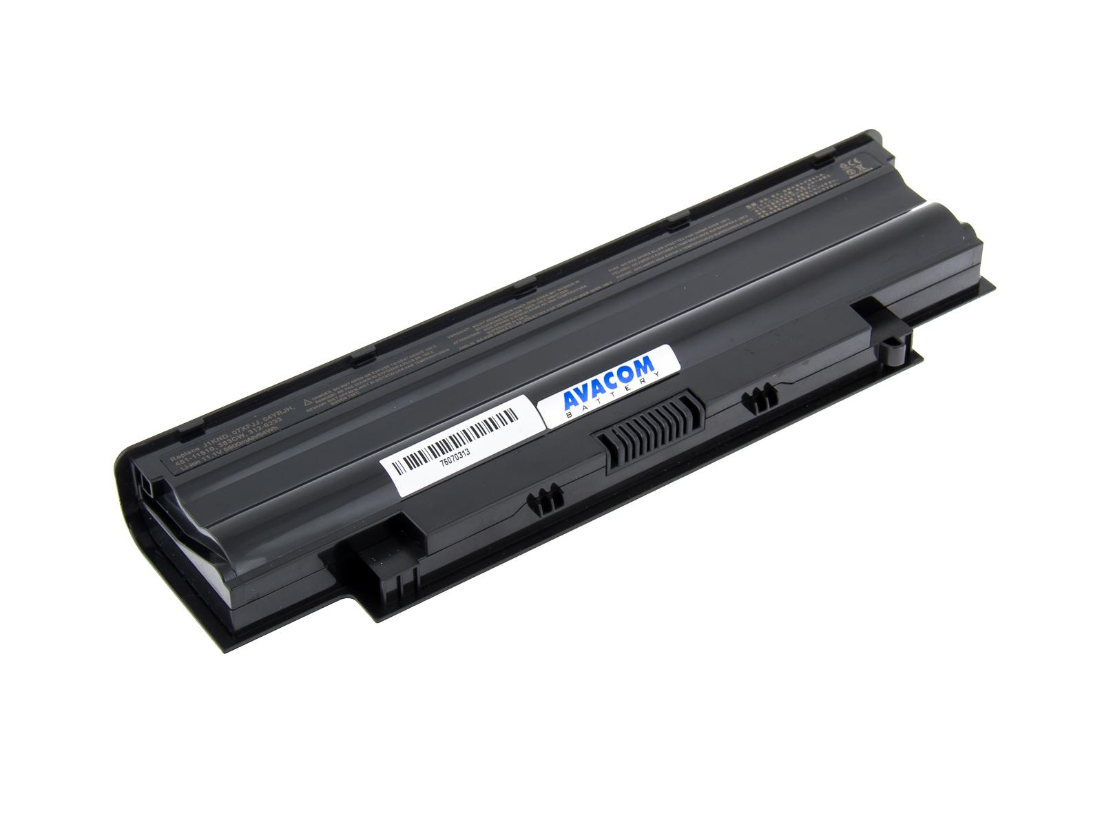 Náhradní baterie AVACOM Dell Inspiron 13R/14R/15R, M5010/M5030 Li-Ion 11,1V 5800mAh