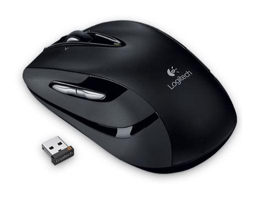 Logitech Wireless Mouse M545, black