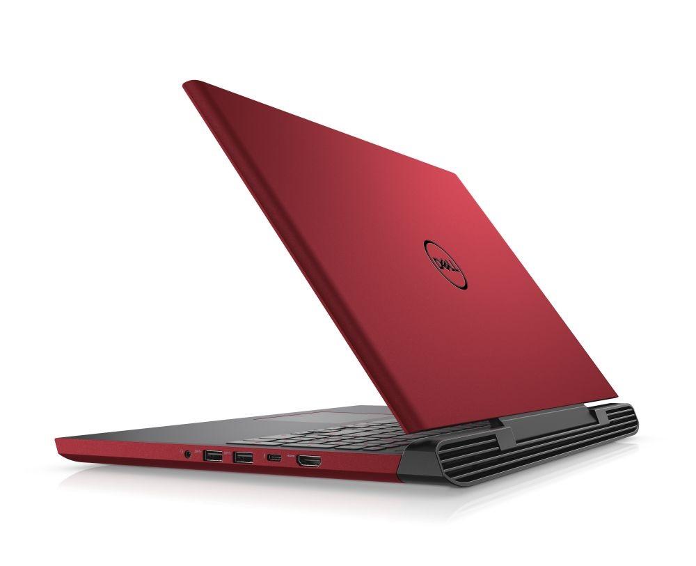 "Dell Inspiron 7577 15"" FHD i7-7700HQ/8G/128GB SSD+1TB/GTX1050-4GB/MCR/FPR/THB/HDMI/W10/2RNBD/Červený"