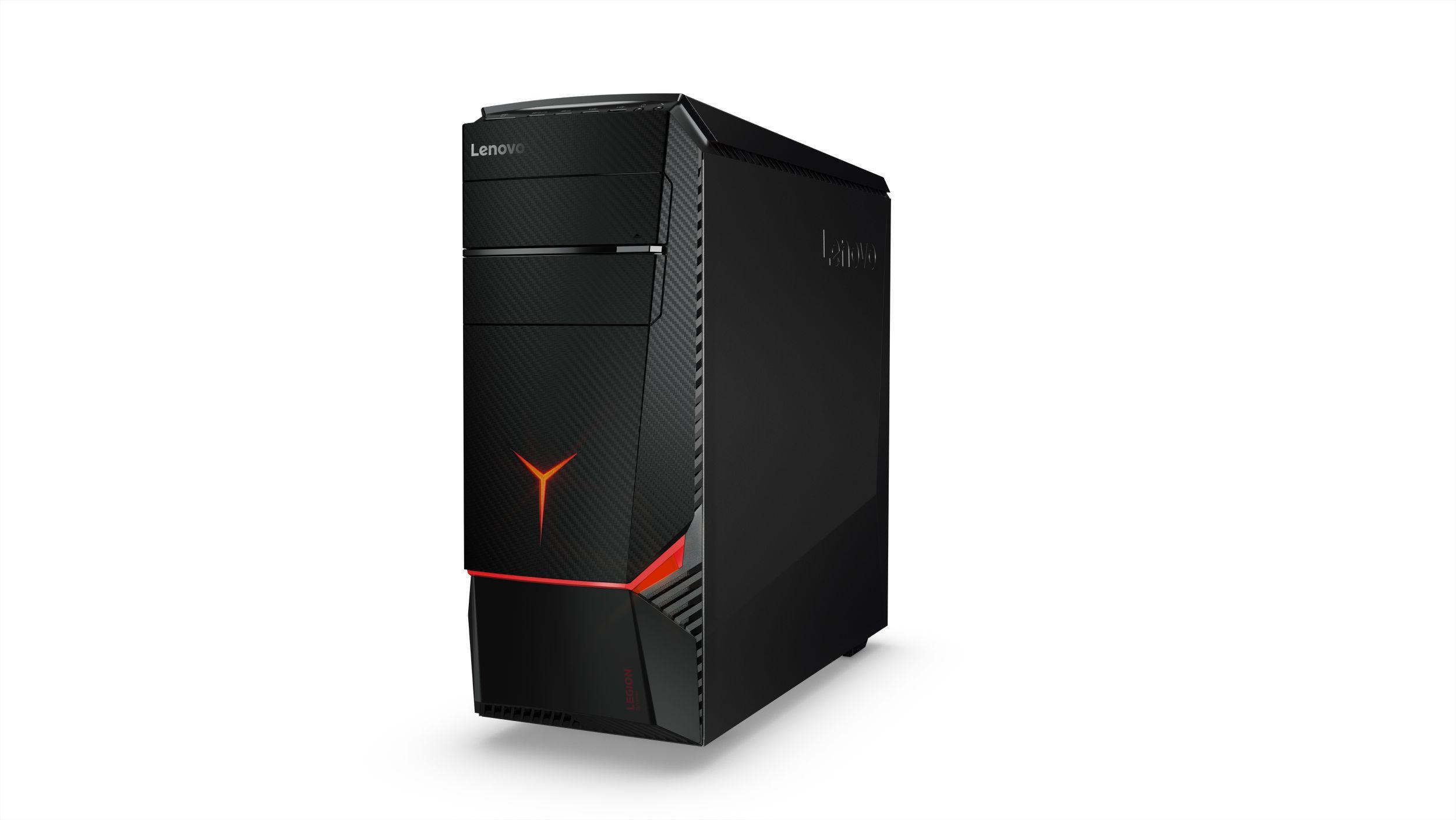 Lenovo Legion Y720T-34ASU AMD Ryzen 5 1400 3,40GHz/8GB/SSD 128GB+HDD 1TB/Radeon 4GB/DVD-RW/TWR/36m ON-SITE/WIN10 Home