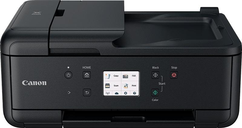 Canon PIXMA TR7550 - PSCF/Wi-Fi/Wi-Fi Direct/BT/Duplex/ADF/4800x1200/USB
