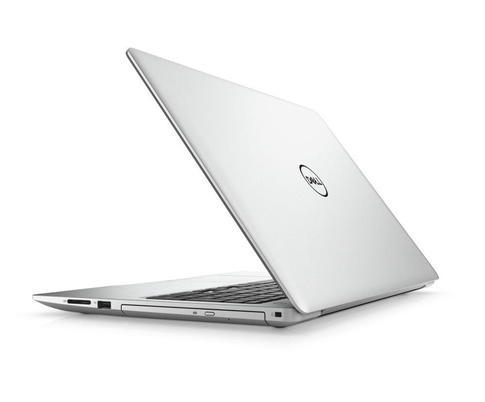 Dell Inspiron 5570 15 FHD i5-8250U/4GB/1TB/530-2GB/DVD/HDMI/USB-C/FPR/W10P/3RNBD/Stříbrný