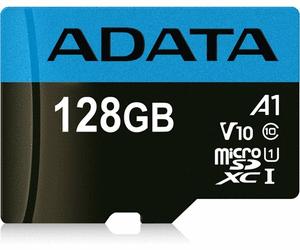 ADATA MicroSDXC 128GB UHS-I Class10 A1 85/25MB/s