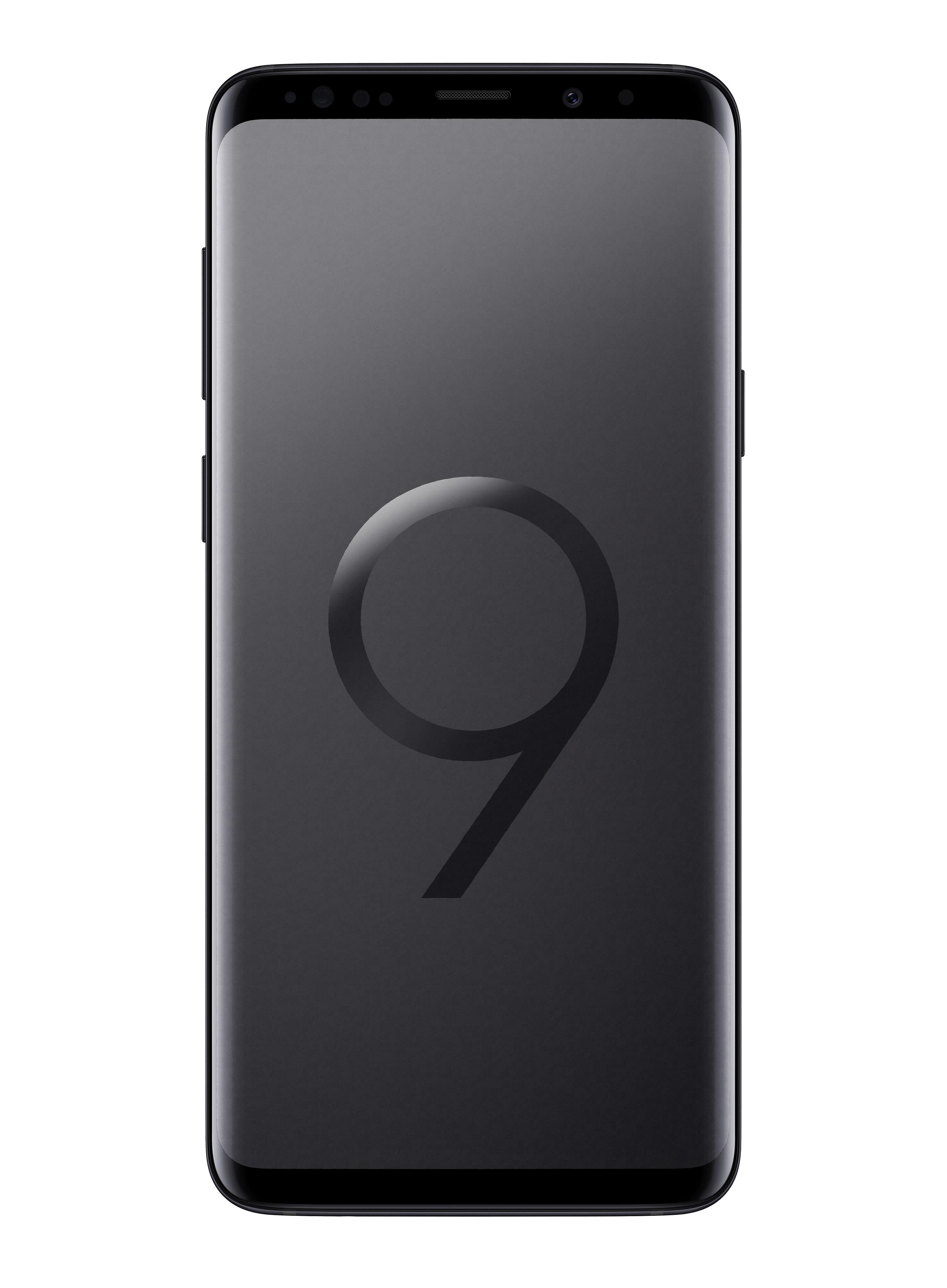 Samsung Galaxy S9+ 64GB Dual Sim, Black