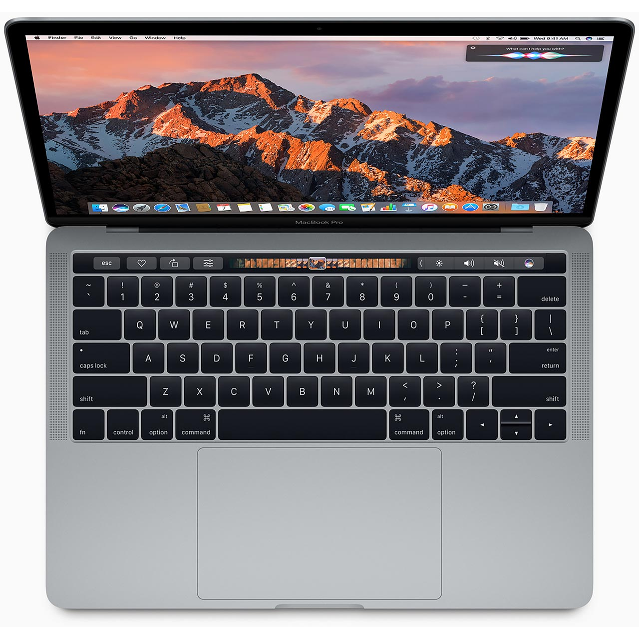 "Apple MacBook Pro 13,3"" Touch Bar/IPS Retina 2560x1600/DC i5 3.1-3.5GHz/8GB/256GB_SSD/Iris Plus 650/CZ/Silver"