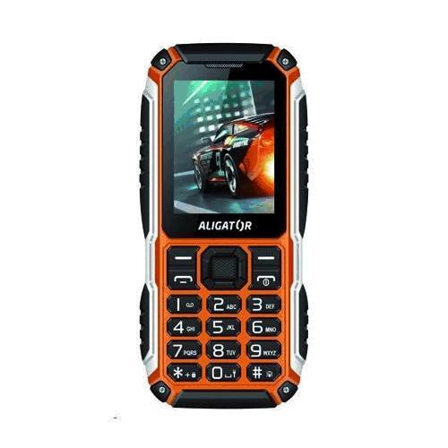 ALIGATOR R30 eXtremo černo-oranžový