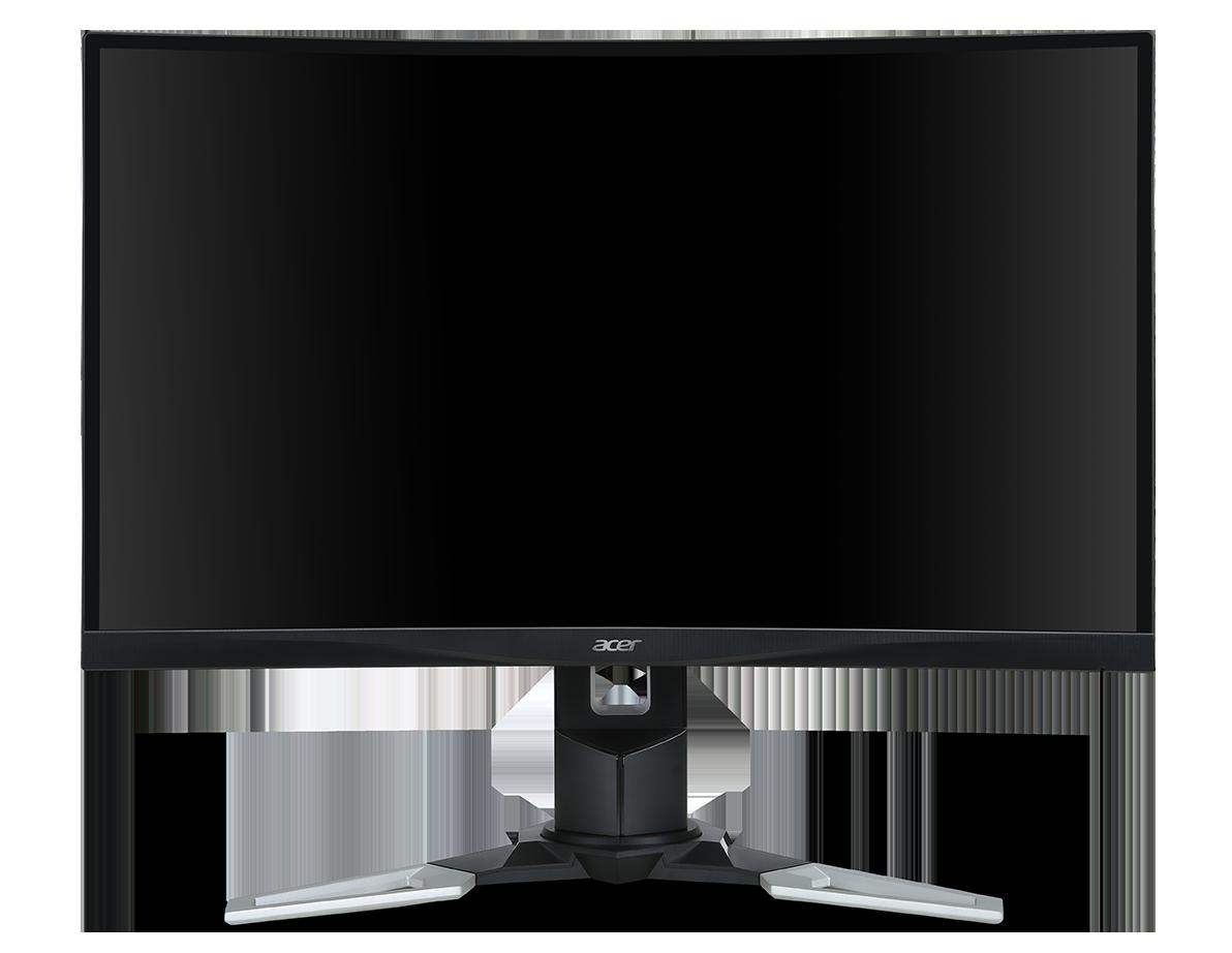 "Acer LCD XZ271ABMIIPHZX 27"" VA LED /1920x108/100M:1/1ms/250nits/2xHDMI/DP/USB 3.0 Hub/Height adj./ZeroFrame/Curved/Black"