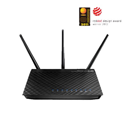 ASUS RT-N66U C1, Wireless N900 Gigabit Dual-Band Router