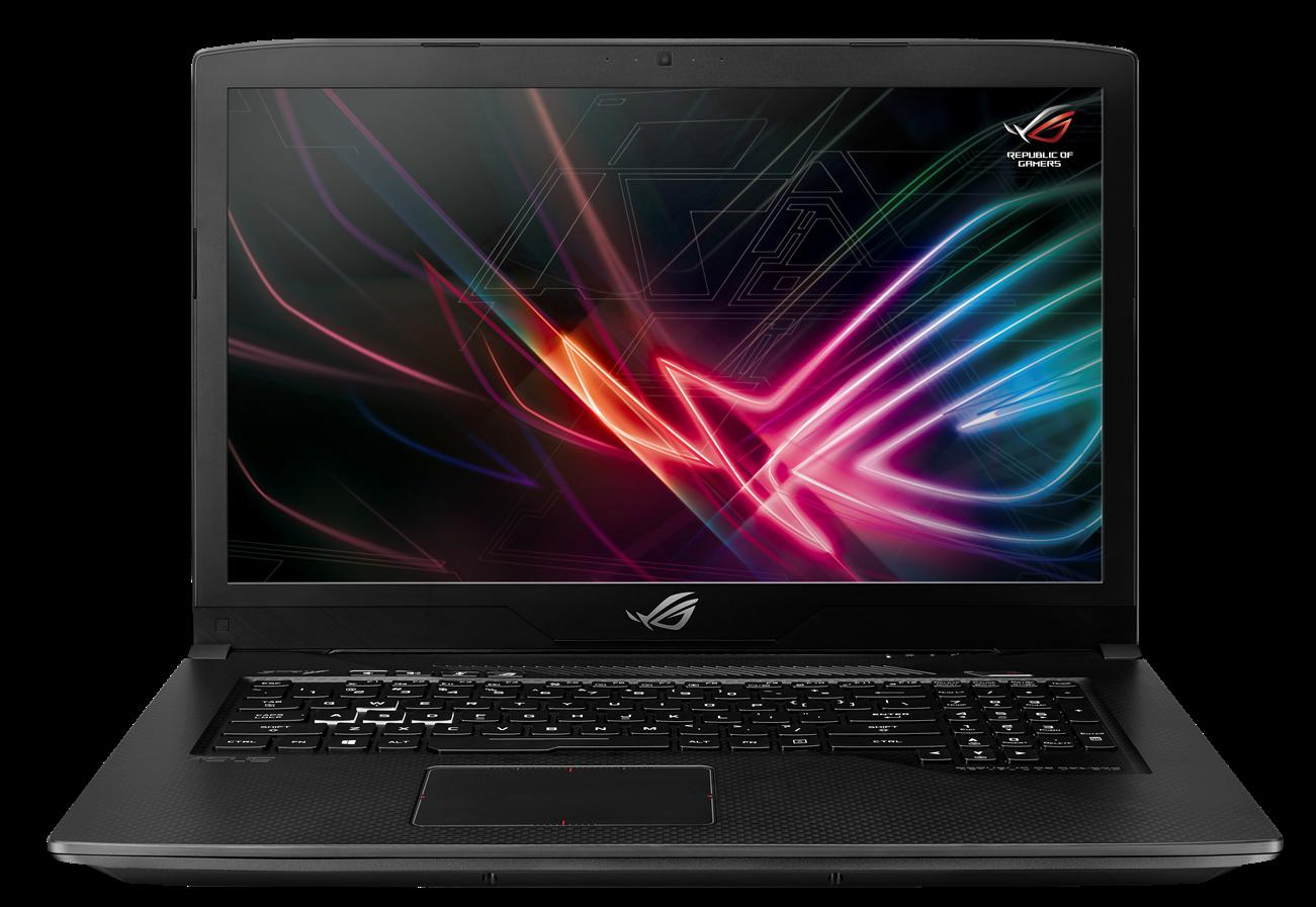 """ASUS GL703VD-EE062T i5-7300HQ/16GB/128GB M.2 SSD+1TB/GeForce GTX 1050/17,3"""" FHD IPS matný/BT/W10 Home/Black"""