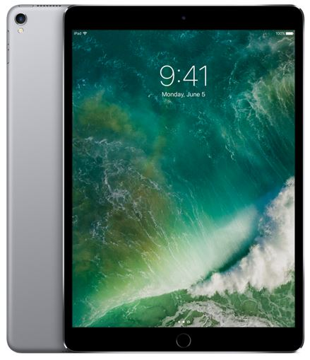 APPLE iPad Pro 10.5'' Wi-Fi + Cellular 256GB - Space Grey