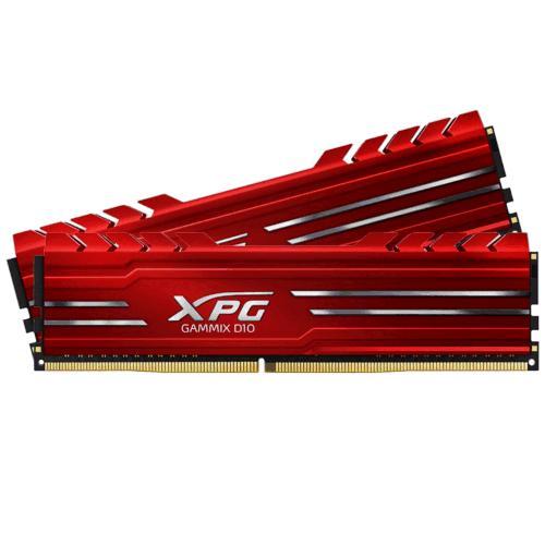 32GB DDR4-3000MHz ADATA XPG GAMMIX D10 RGB CL16, 2x16GB