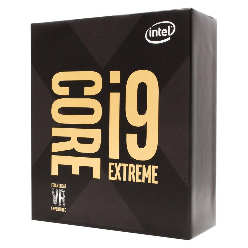 Intel Core Extreme i9-7980XE, Octodeca Core, 2.60GHz, 24.75MB, LGA2066, 14nm,BOX