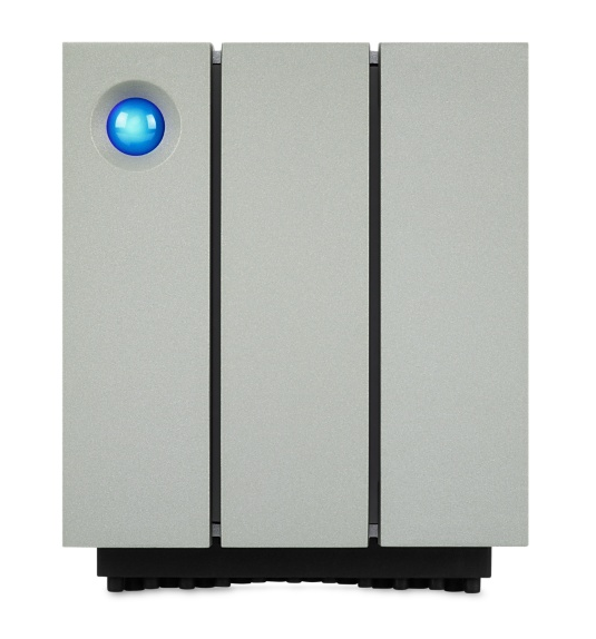 LaCie 2big Thunderbolt 2, 3,5'', 12TB, USB 3.0