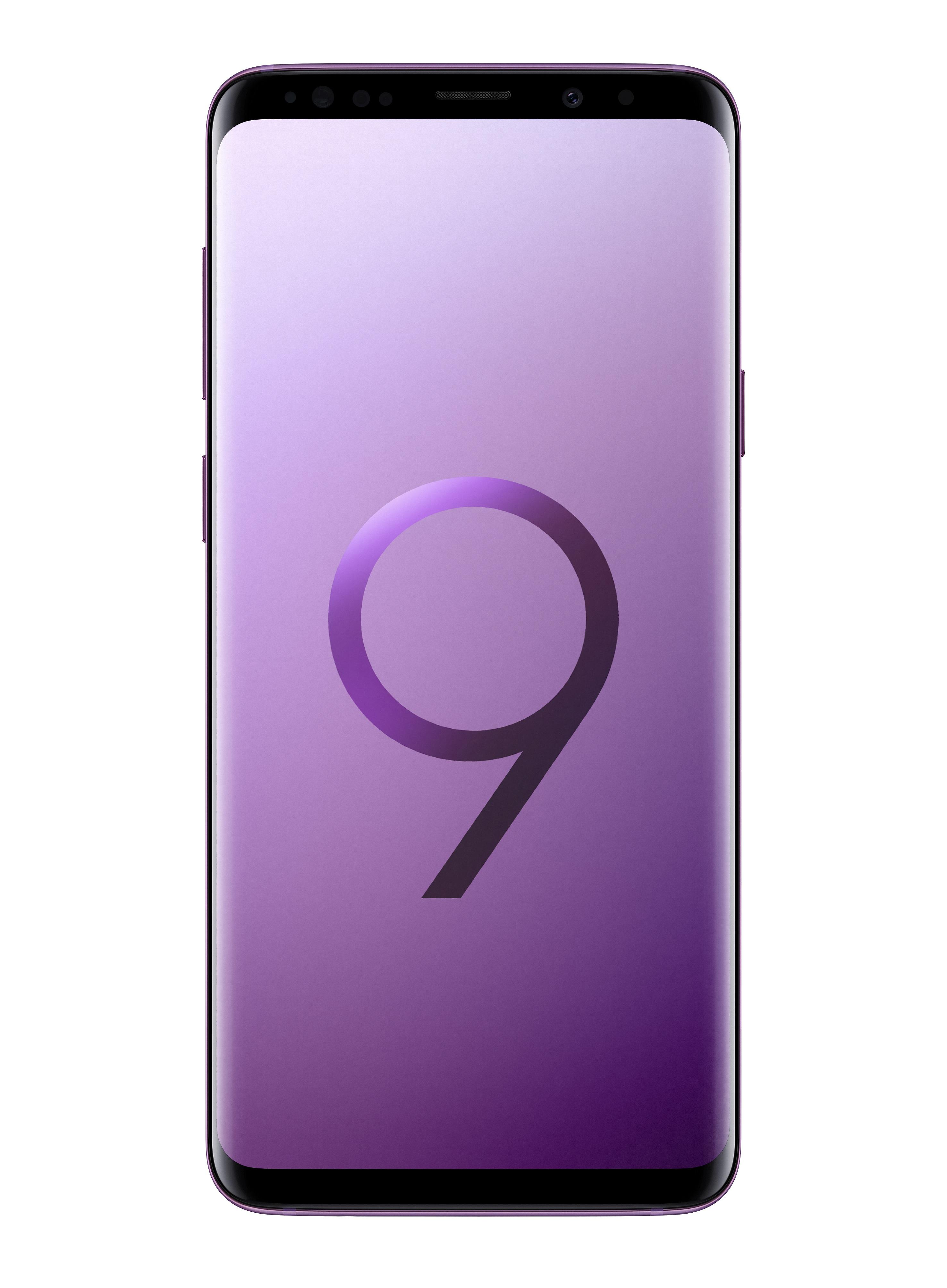 Samsung Galaxy S9+ 64GB Dual Sim, Purple