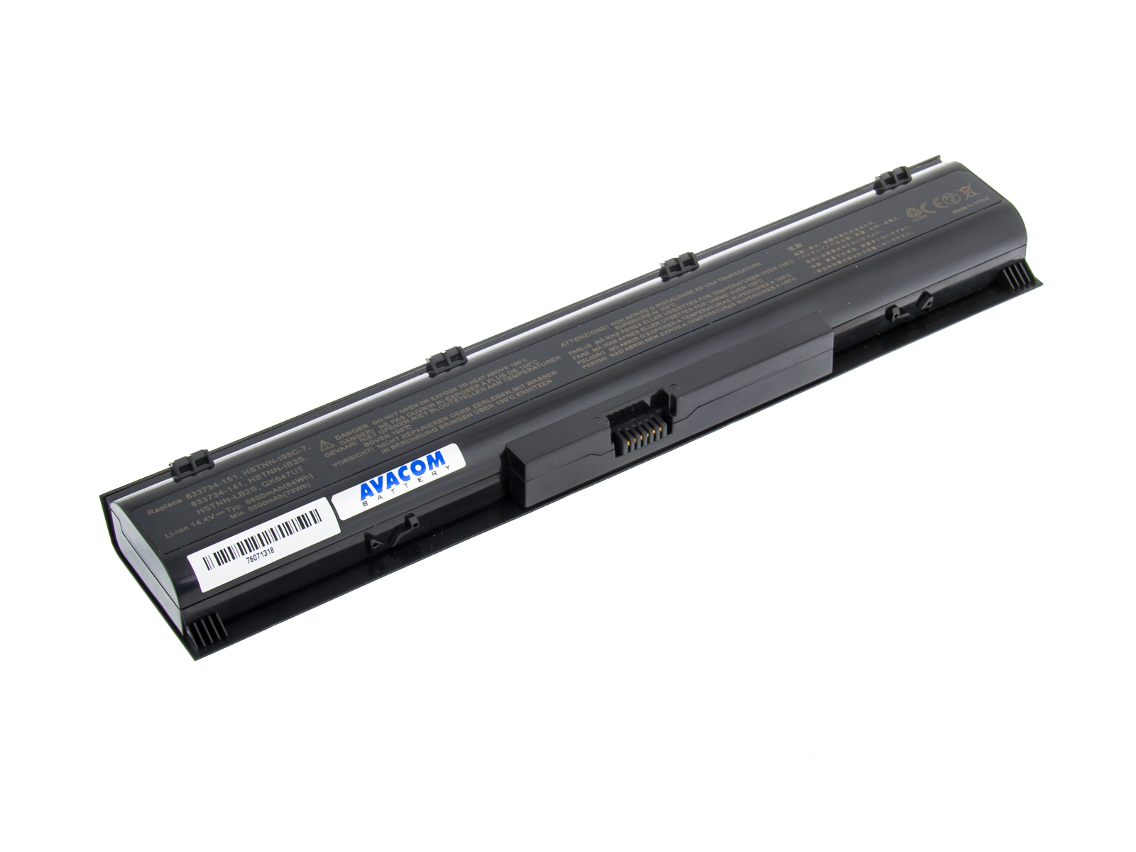 Baterie AVACOM NOHP-PB47-P29 pro HP ProBook 4730s Li-Ion 14,4V 5800mAh