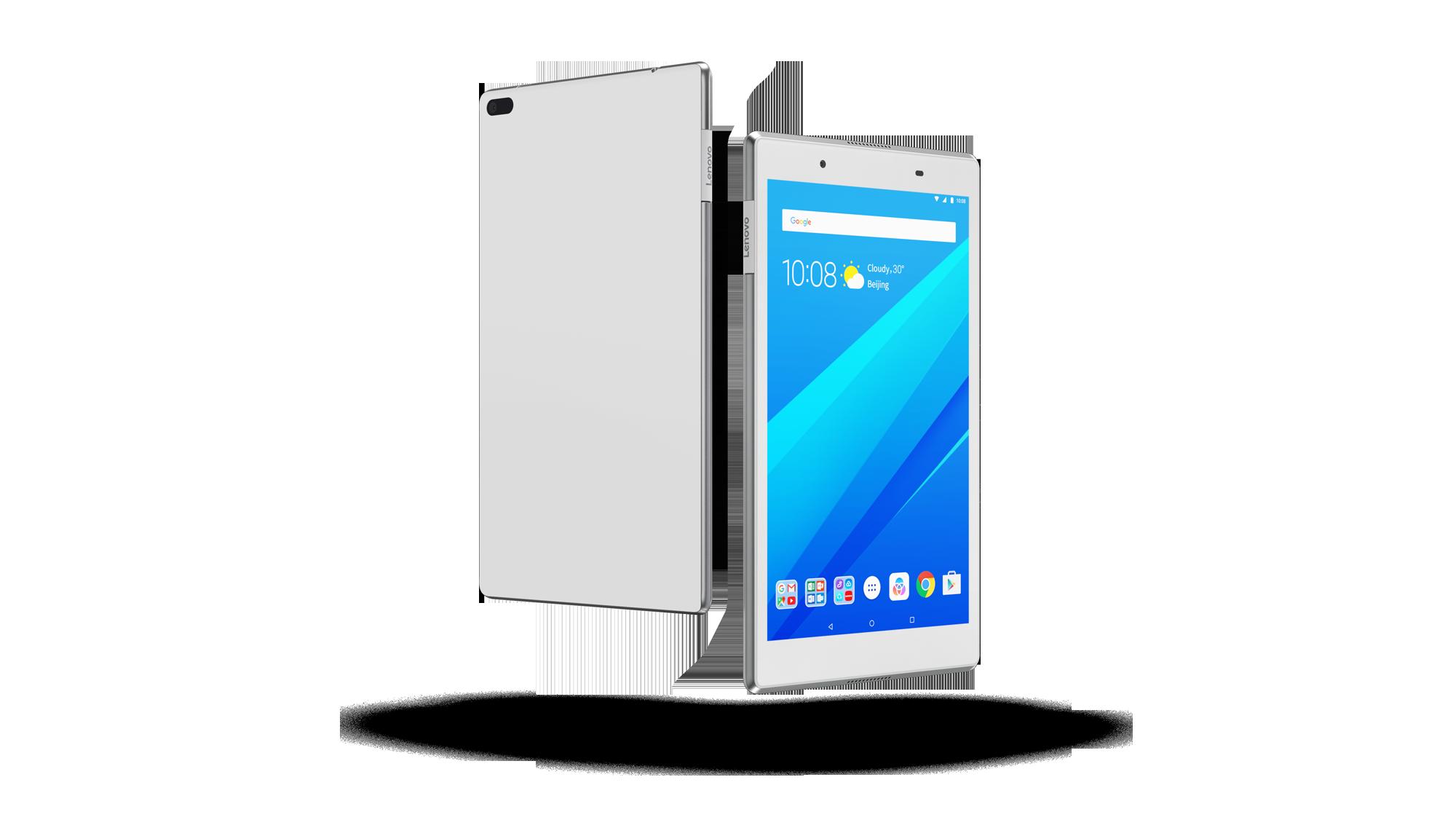 "Lenovo TAB4 8"" LTE QC MSM8917 1,40GHz/2GB/16GB/8"" HD/IPS/multitouch/Dolby Atmos/Android 7 bílá ZA2D0004CZ"