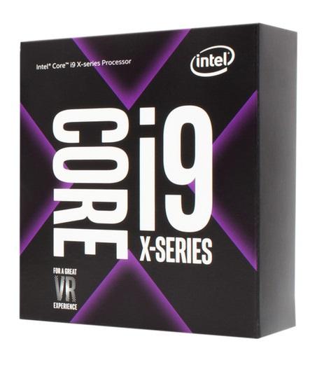 CPU INTEL Core i9-7920X (2.9GHz, 16.5M, LGA2066), bez chladiče