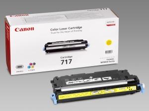 Canon toner CRG-717Y yellow (CRG717Y)