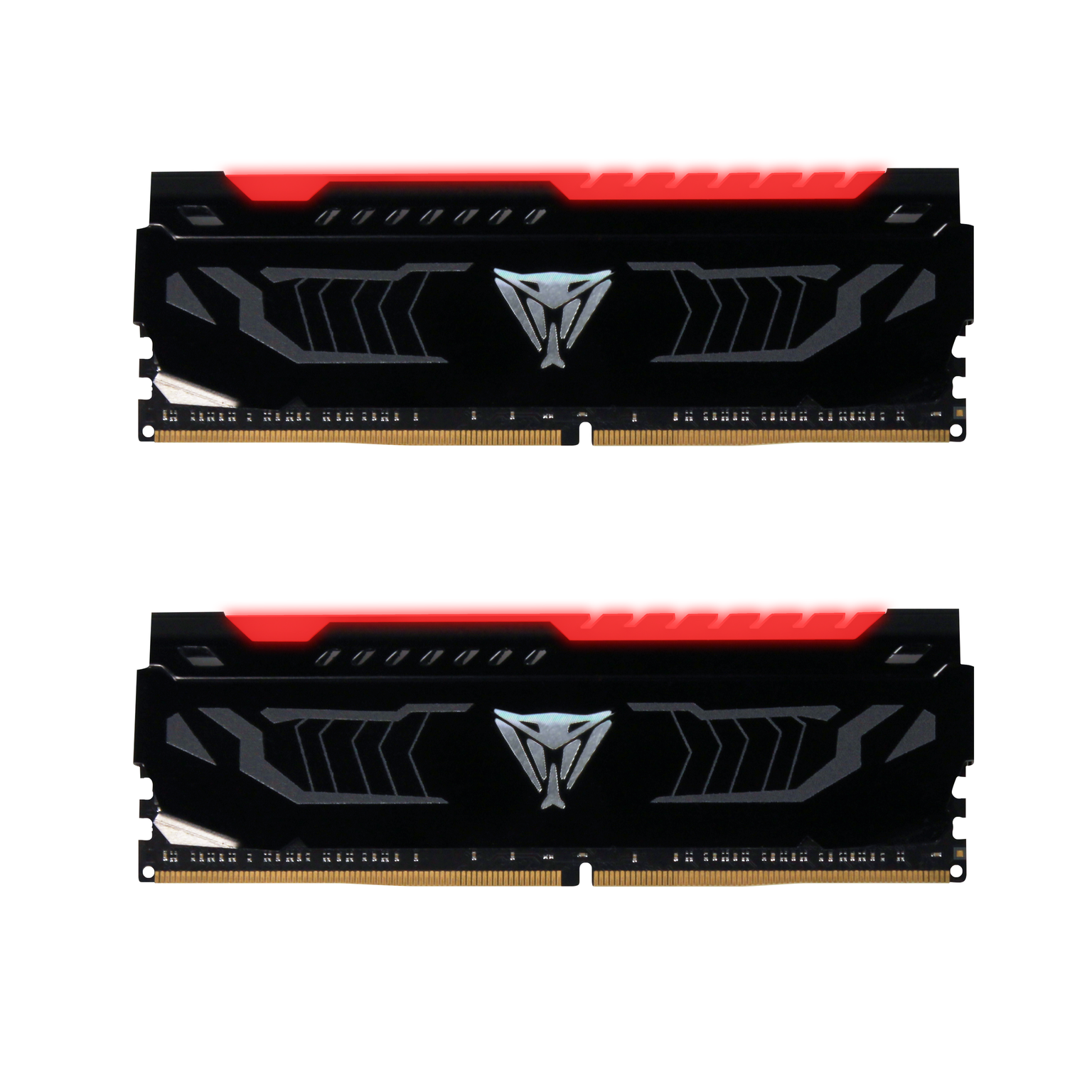 16GB DDR4-2400MHz Patriot Viper CL14 , 2x8GB červené LED