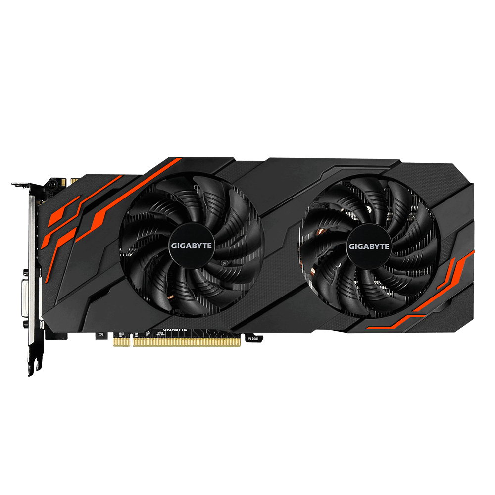 GIGABYTE GTX 1070 Ti WINDFORCE 8G