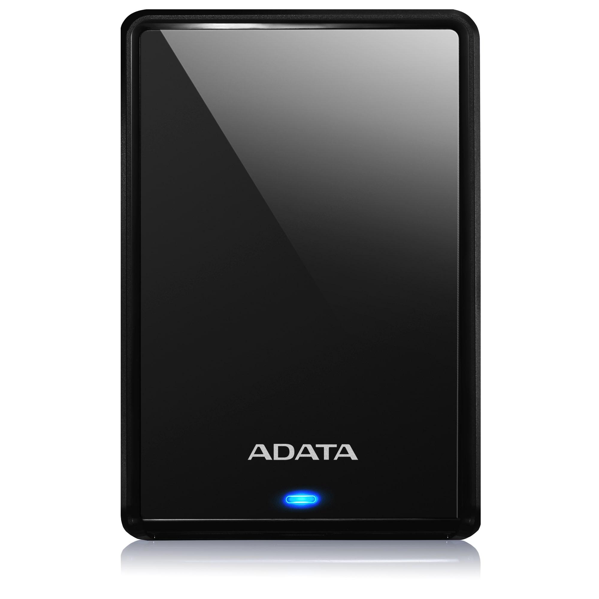 ADATA HV620 externí HDD 2TB 2.5'' USB 3.1, Černá