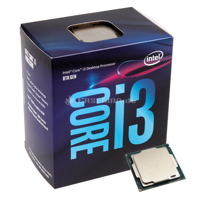 CPU INTEL Core i3-8300 BOX (3.7GHz, LGA1151, VGA)