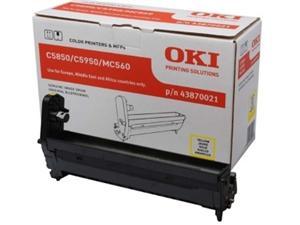 OKI Obraz. válec pro žlutý toner do C5850/5950/MC560 (20k)