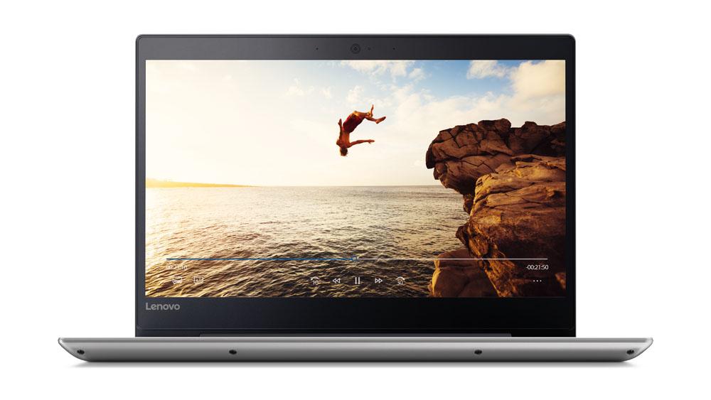 "Lenovo IdeaPad 320S-14IKBR i3-8130U 3,40GHz/4GB/SSD 256GB/14"" FHD/IPS/AG/WIN10 šedá 81BN007QCK"