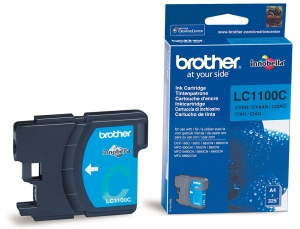 BROTHER LC-1100C, azurová