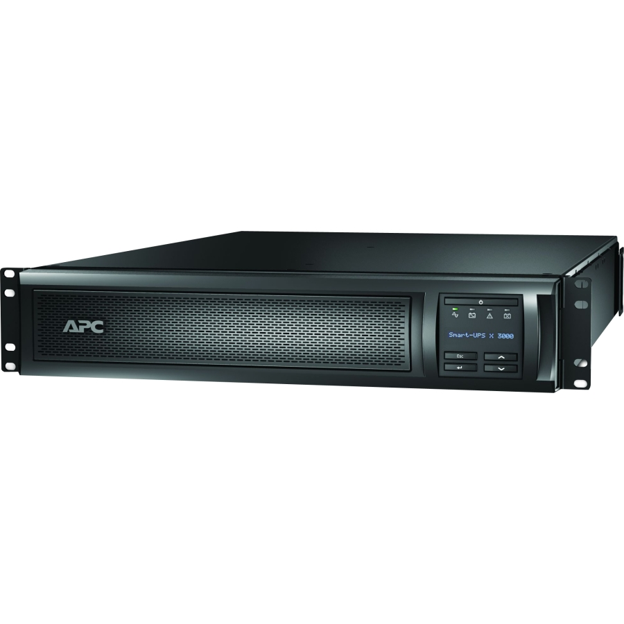 APC Smart-UPS X 3000VA Rack/Tower LCD 200-240V, 2U (2700W)