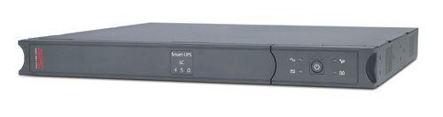 Smart-UPS SC 450VA (280W) Rackmount 1U, hloubka 38,3 cm