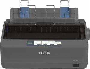 EPSON jehličková LX-350 - A4/9pins/347 zn/1+4 kopii/USB/LPT/COM