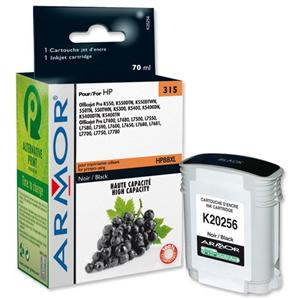 Armor ink-jet pro HP Officejet K550 70ml (C9396A)B