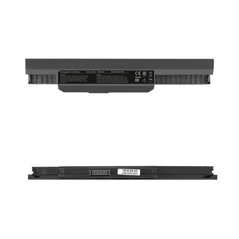 Qoltec Long Life baterie pro notebooky Asus K53 A32-K53 | 10.8-11.1V | 5200mAh