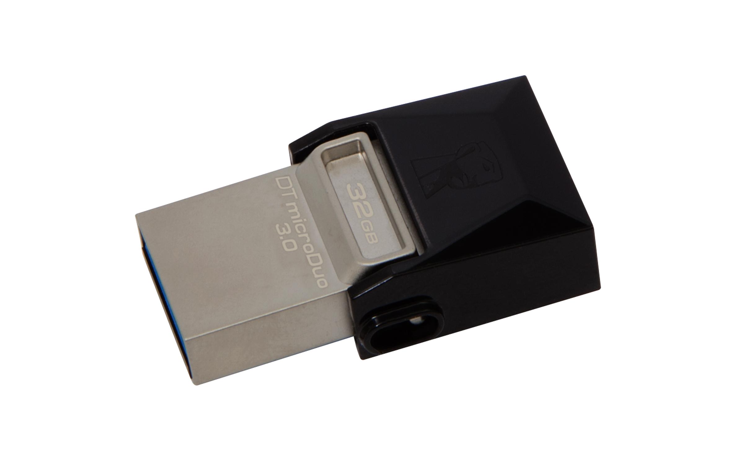 KINGSTON 32GB DT microDuo USB 3.0/ micro USB OTG