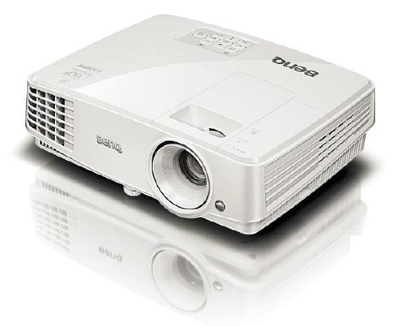 BENQ Dataprojektor MX570( XGA, 3200ANSI,13 000:1,HDMI,2W speaker)