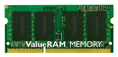 KINGSTON 8GB 1333MHz DDR3 Non-ECC CL9 SODIMM
