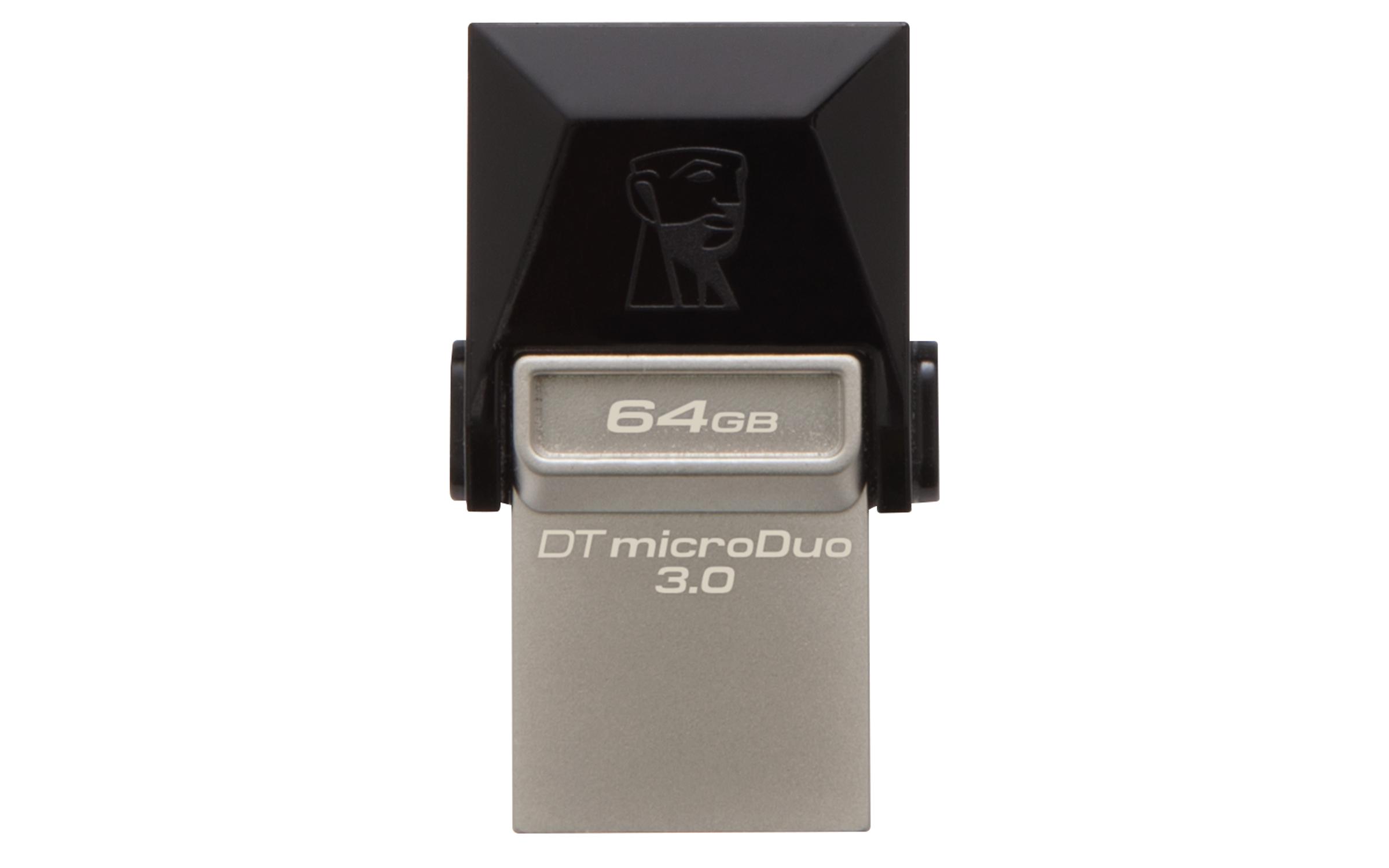 KINGSTON 64GB DT microDuo USB 3.0/ micro USB OTG