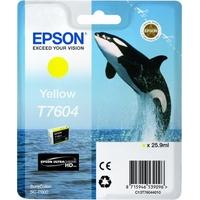 Epson T7604 Ink Cartridge Yellow