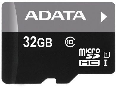 ADATA 32GB MicroSDHC Premier UHS-I Class 10