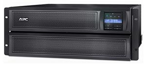 APC Smart-UPS X 3000VA Rack/Tower LCD 230V with Network Card, 4U