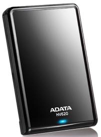 "ADATA HV620 2TB External 2.5"" HDD black"