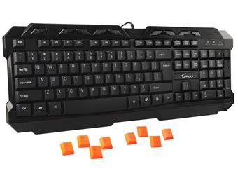 Herní klávesnice Genesis R33, US