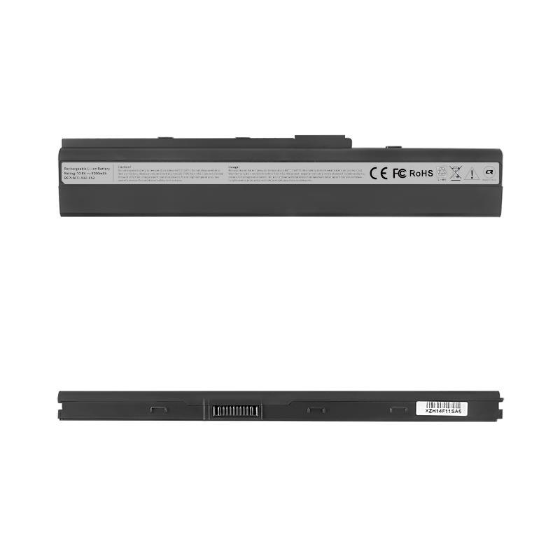 Qoltec Long Life baterie pro notebooky Asus A32-K52 X42, 10.8-11.1V | 5200mAh