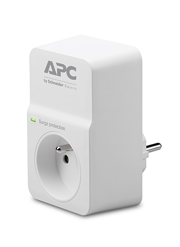 APC Essential SurgeArrest 1 outlets 230V France