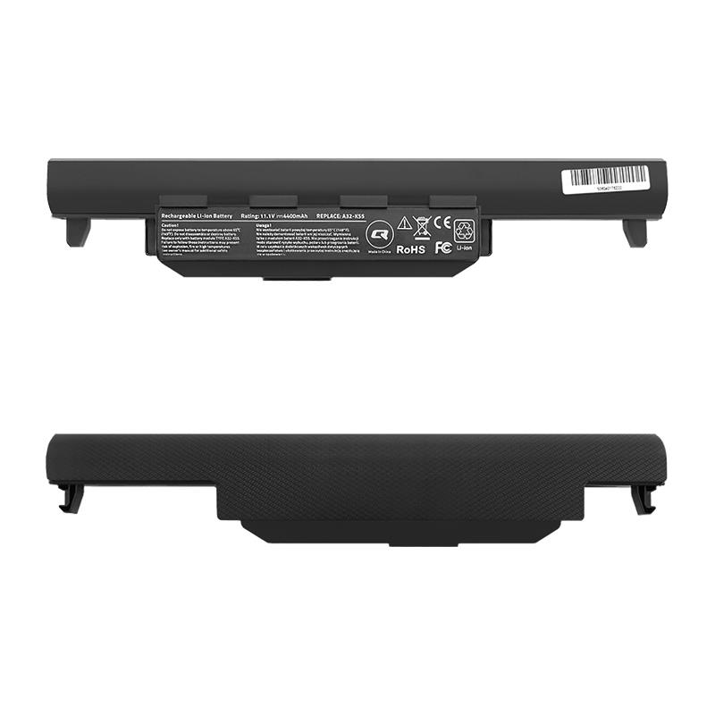Qoltec Long Life baterie pro notebooky Asus K55 A32-K55 | 10.8-11.1V | 4400mAh