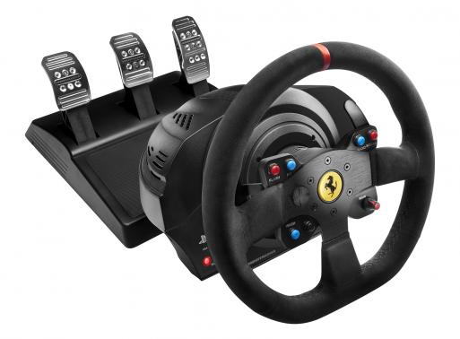 Thrustmaster Sada volantu a pedálů T300 Ferrari 599XX EVO pro PS3, PS4 a PC