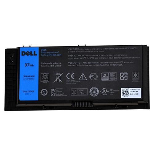 Dell Baterie 9-cell 97W/HR LI-ION pro Precision M4800 a M6800